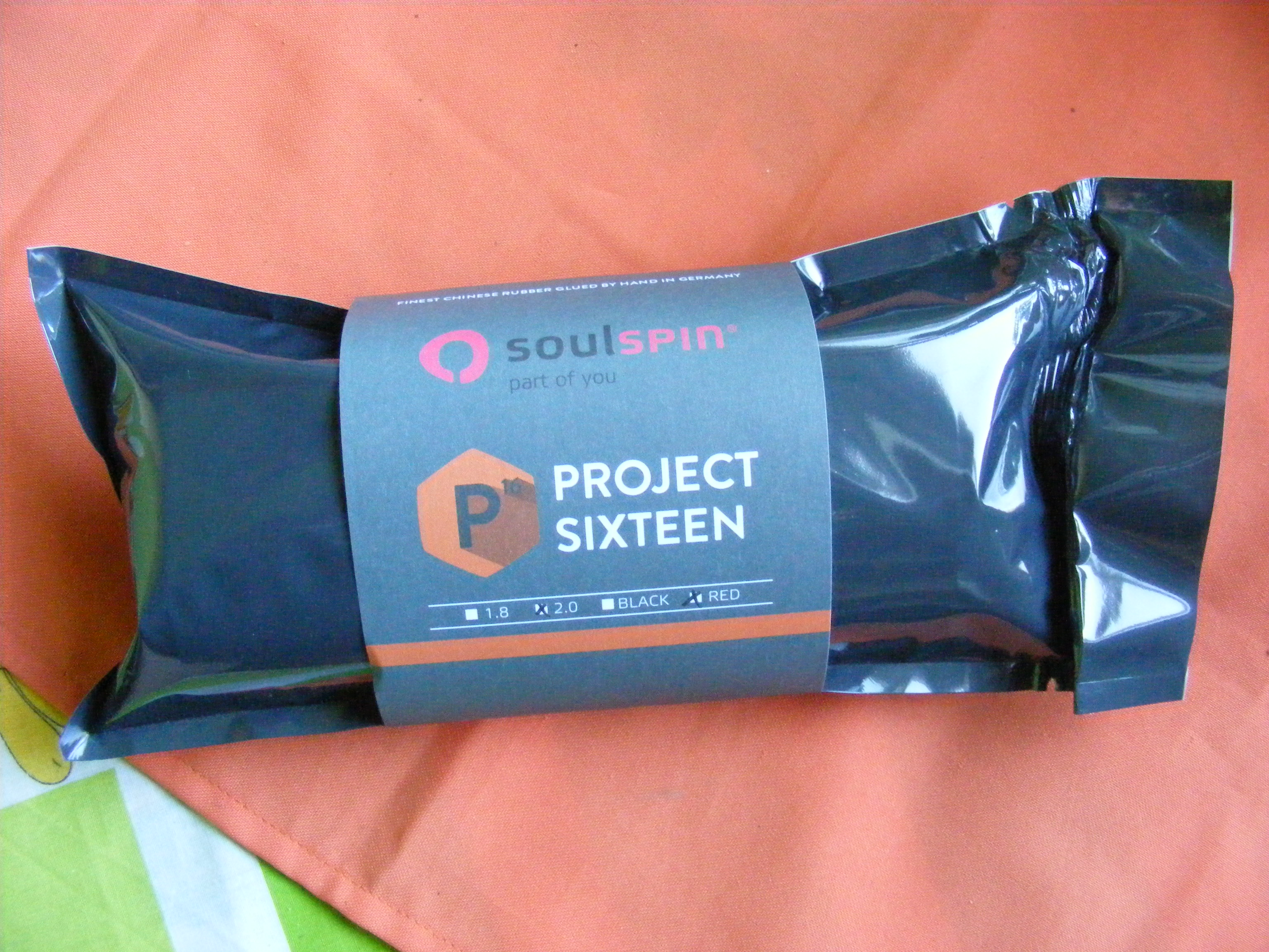 Soulspin Project 16